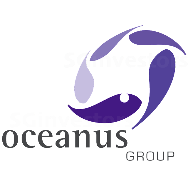OCEANUS GROUP LIMITED (579.SI) @ SG investors.io