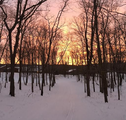 Sunset on Sap Run