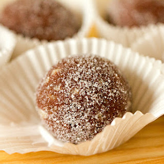Chocolate Bourbon Balls Recipe
