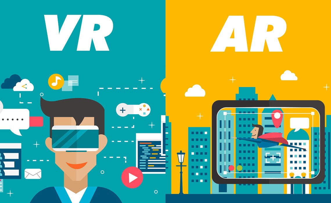 Teknologi di era 4.0 sudah merubah segalanya, munculnya Augmented Reality (AR) dan Virtual Reality (VR) menjadi tanda bahwa teknologi sudah semakin maju. Yuk kenali lebih jauh perbedaan Augmented Reality dan Virtual Reality.