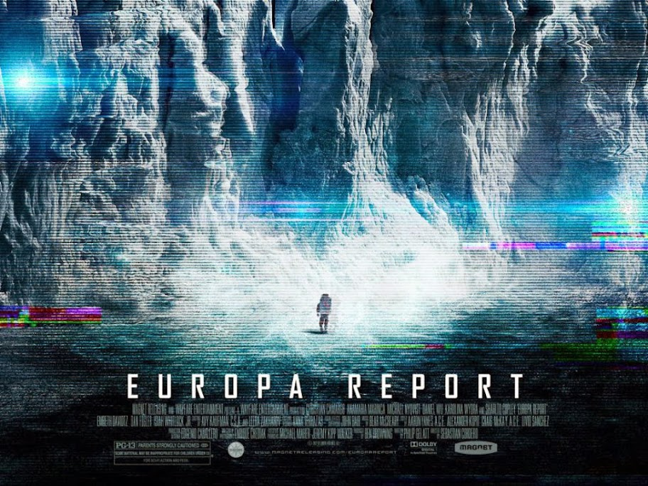 Europa Report movie poster