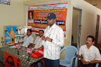 Dr.S.Vadivel Murugan DMD, GEN.C.DIAP talking about the Care to be followed by the Diabetician. :: Date: Feb 17, 2008, 11:00 AMNumber of Comments on Photo:0View Photo