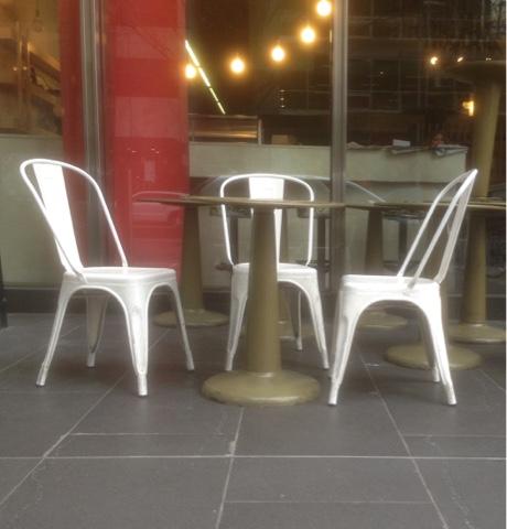 Cafechairs tolix - Chaise tolix vintage ...