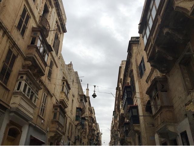Valletta, ancient city, Malta