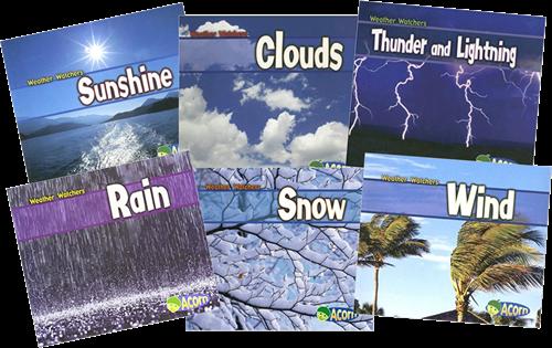 Weather Watchers Series