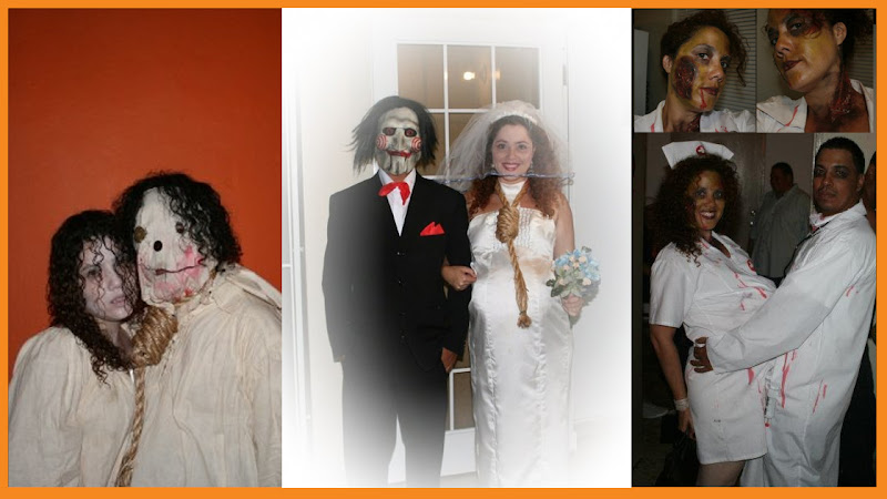 DIY Halloween Costumes Ideas for Couples