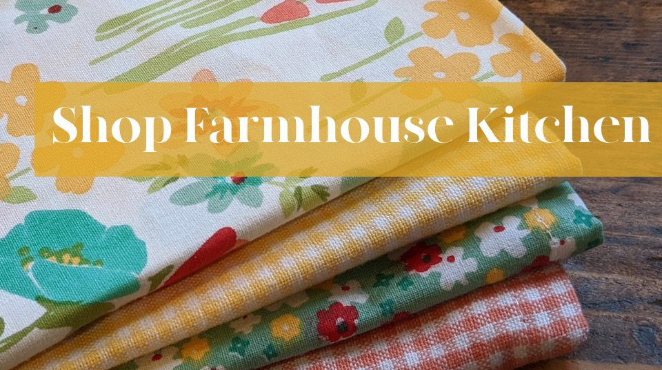 Shop our farmhouse kitchen collection!