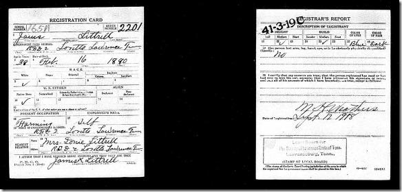 WWI draftcard (2)