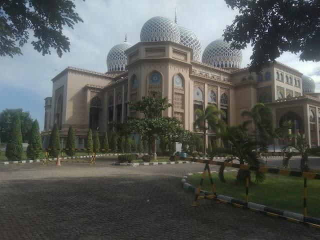 Masjid Islamic Center LhokSeumawe