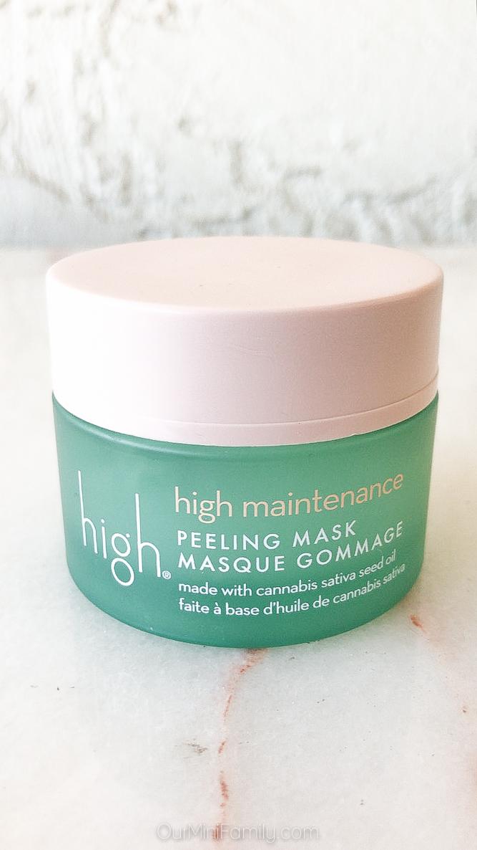 High Beauty High Maintenance Peel
