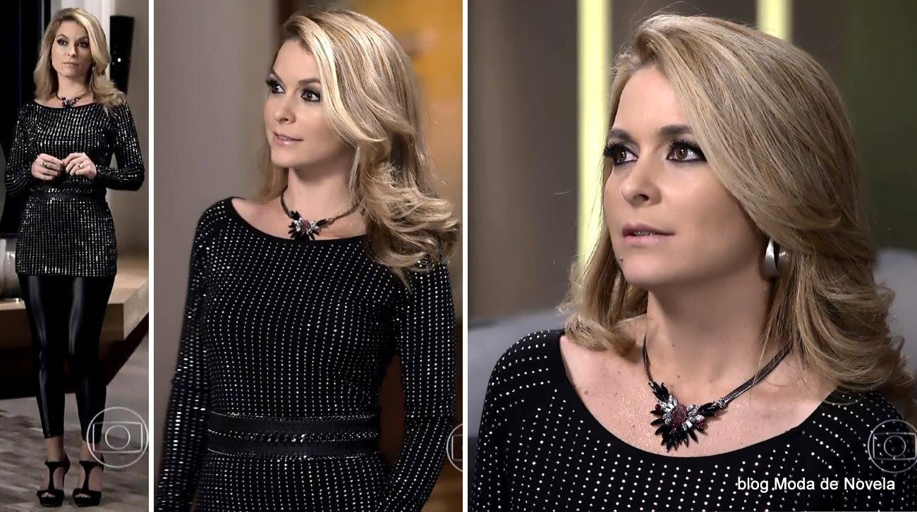 moda da novela Geração Brasil - look da Pamela dia 25 de julho