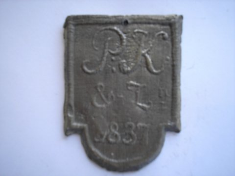 Naam: Pieter Keun & ZnPlaats: HaarlemJaartal: 1837Boek: Steijn blz 39