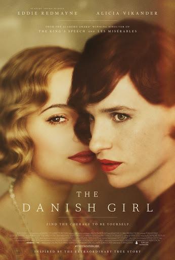 Το Κορίτσι Από Τη Δανία (The Danish Girl) Poster