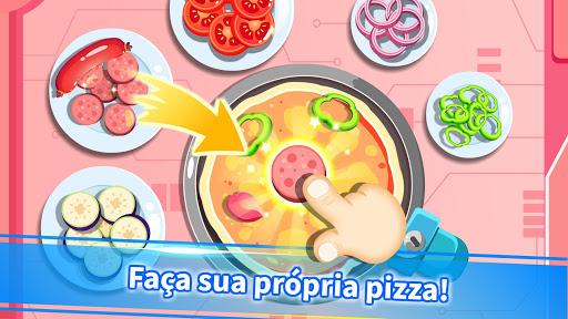 Cozinha Espacial do Pequeno Panda - Para crianças screenshot 3