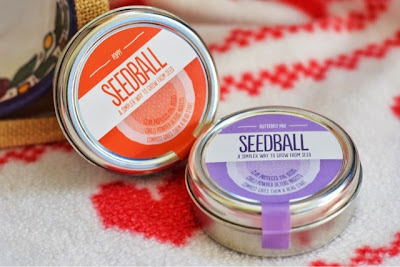 Emma in Bromley Christmas Gift Guide 2014 Seedball
