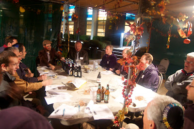 Scotch in the Sukkah Temple Israel Natick Men's Club