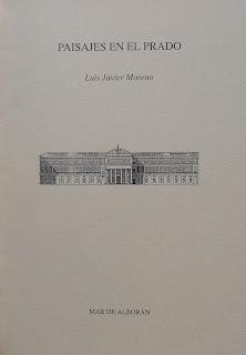 Luis Javier Moreno, poeta invitado, Ancile