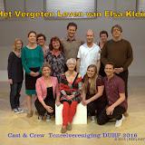 Het vergeten leven van Elsa Klein!  DURF  juni 2016