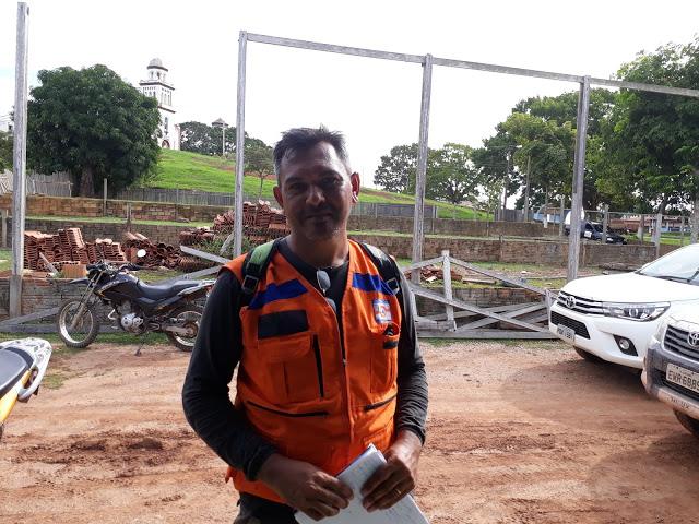Coordenador da Defesa Civil de Aveiro visita Fordlândia e Brasília Legal