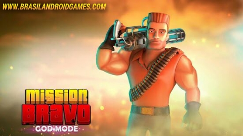 Mission Bravo: GOD MODE Imagem do Jogo