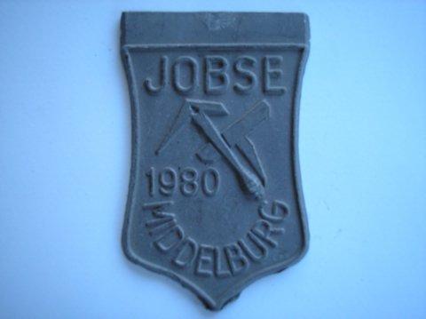 Naam: JobsePlaats: MiddelburgJaartal: 1980Boek: Steijn blz 62