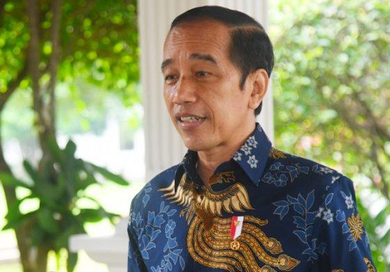 Presiden Jokowi Sebut Indeks Kepercayaan ke Pemerintah Naik