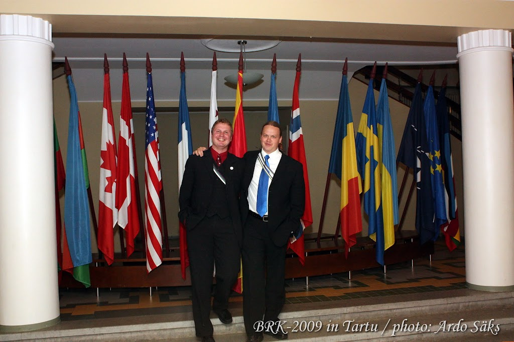 46. Balti Rahvaste Kommers / 46-th Commers of Baltic Fraternities - BRK2009_t072.JPG
