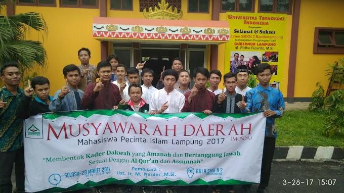 MUSDA V MPI Lampung