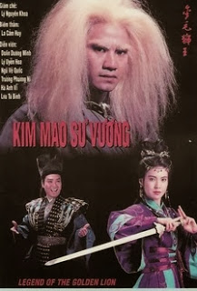 Legend Of The Golden Lion TVB - Kim mao sao vương tạ tốn