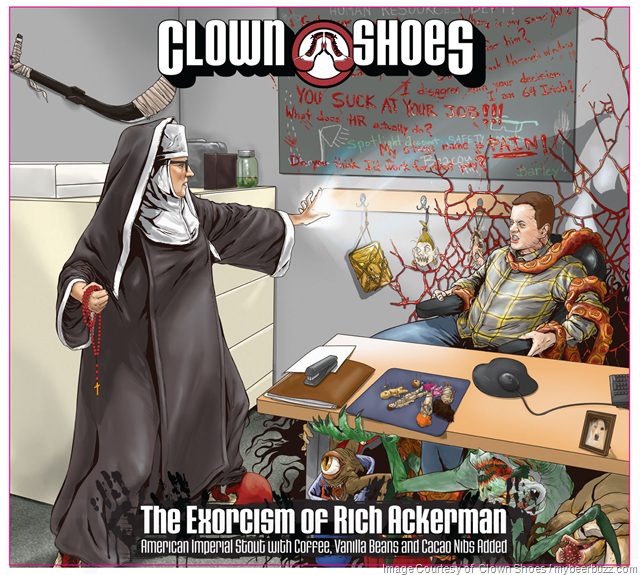 Clown Shoes Adding The Exorcism Of Rich Ackerman