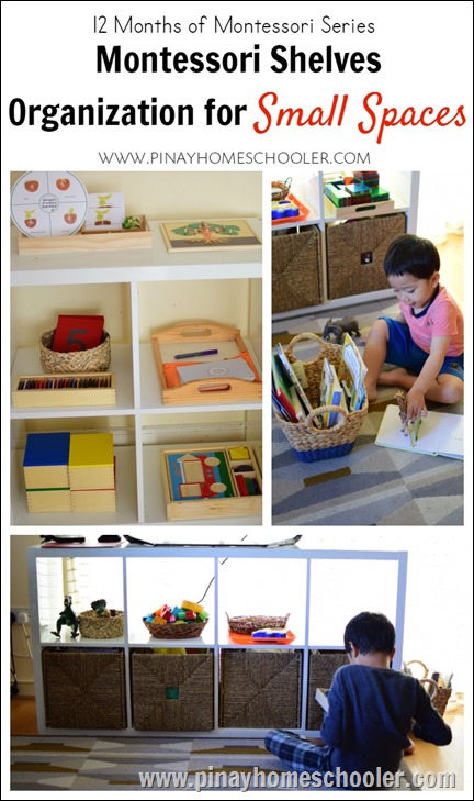 Montessori Shelves August
