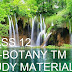 12th Bio Botany Lesson 1 Two Mark Study Materials TM