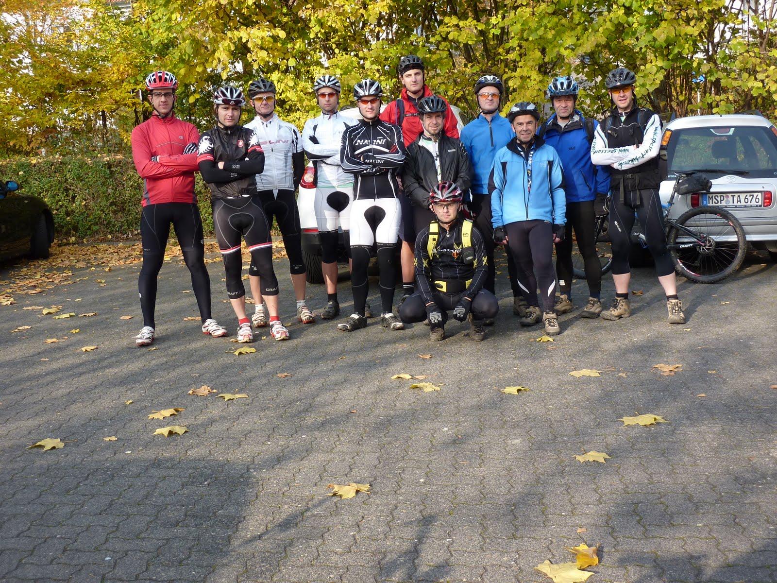 Spessart-Biker Tour am 31.10.2010 (Sonntag, 31.Oktober.2010)