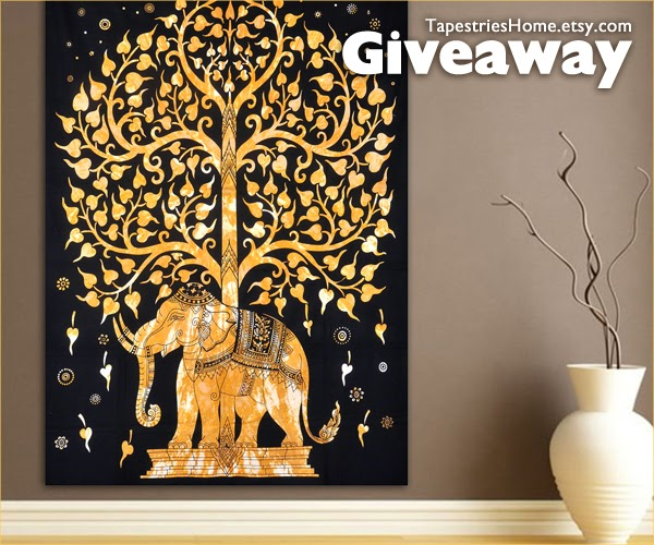 HOME DECOR GIVEAWAY