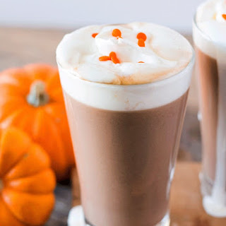Thick and Creamy Pumpkin Hot Chocolate Recipe