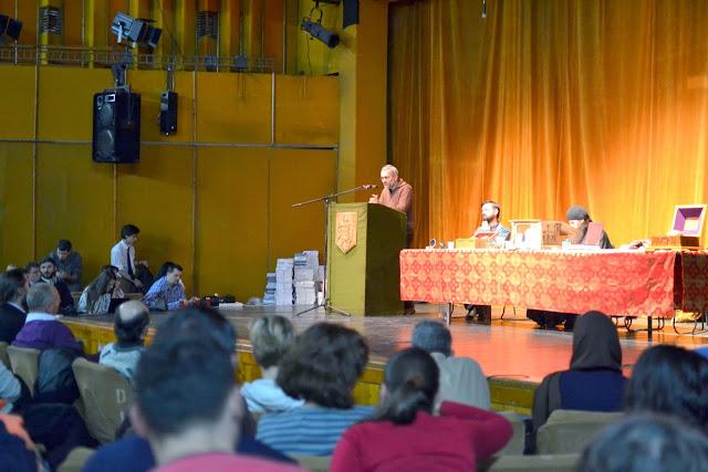 072 Avva Justin Parvu si Sfintii inchisorilor (Teatrul Luceafarul, Iasi, 2014.03.19)