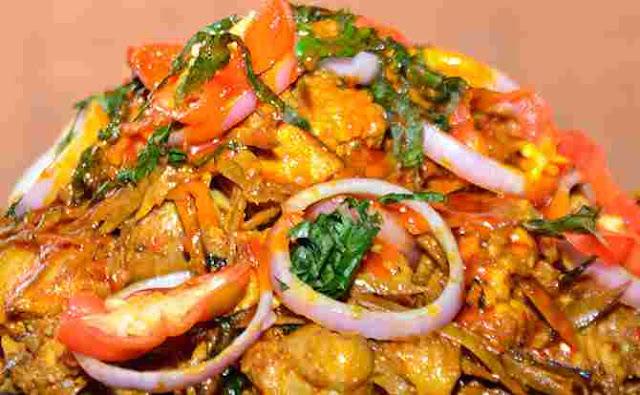 Nkwobi recipe
