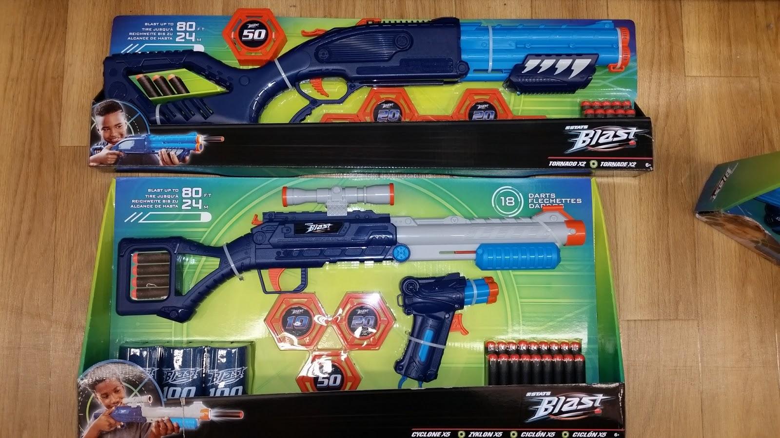 modified nerf gun for sale