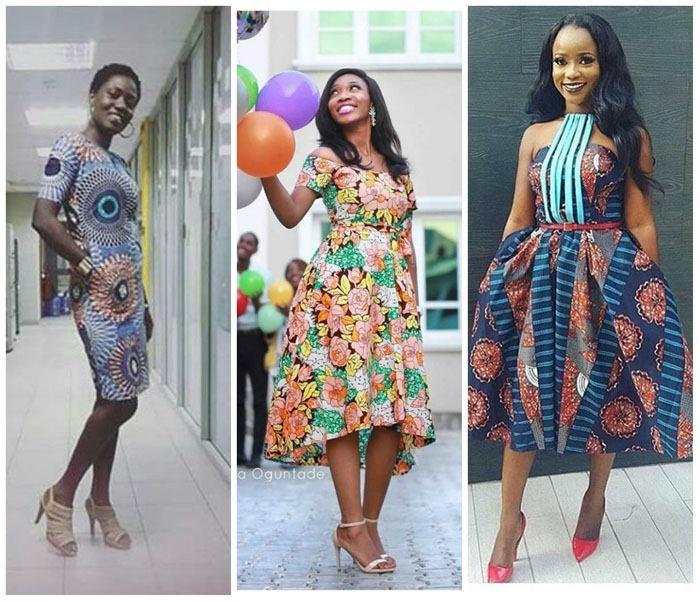Latest ankara dress styles (8)