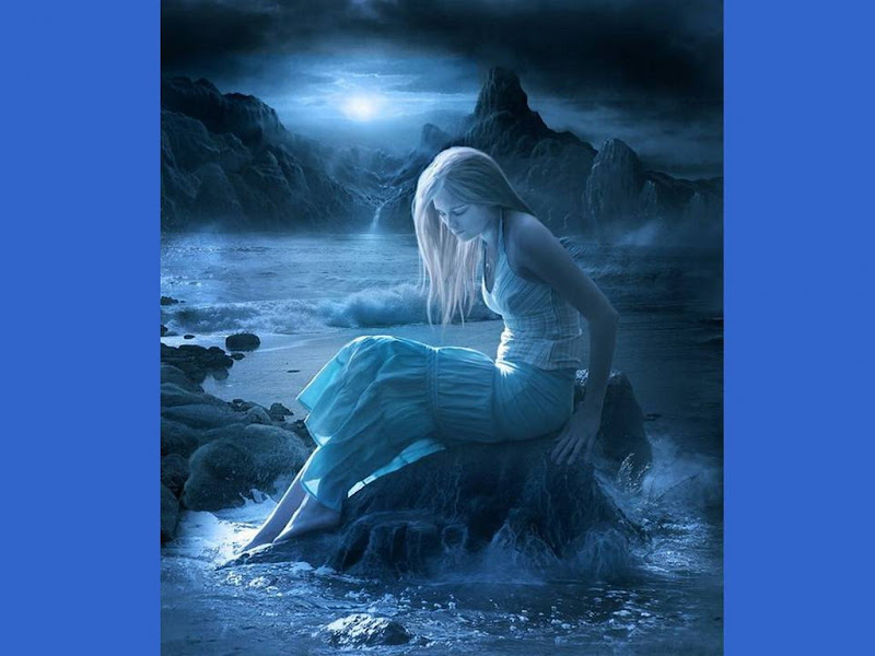 Girl In The Night Sea, Magic Beauties 3
