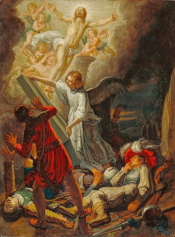 Pieter Lastman - The Resurrection - Google Art Project