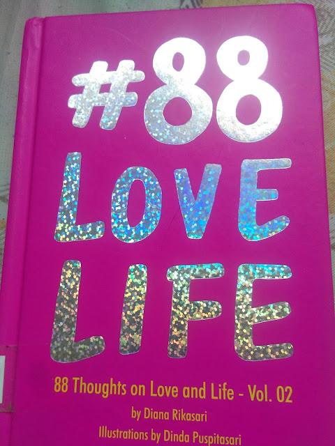 Review #88 love life vol.2 by diana rikasari
