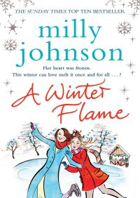 A Winter Flame By Milly Johnson
