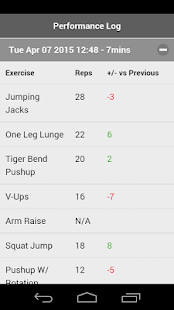Short Random Workout Free HIIT- screenshot thumbnail