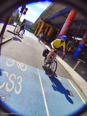 Cycle Superhighways CS3
