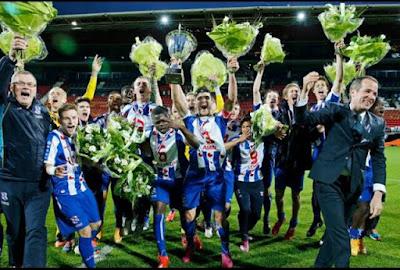 Heerenveen A1 kampioen