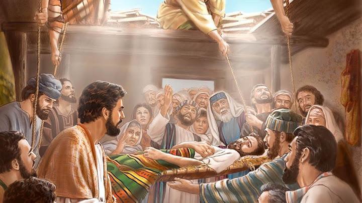 Đứng dậy mà đi (07.12.20120 – Thứ Hai Tuần 2 Mùa Vọng)