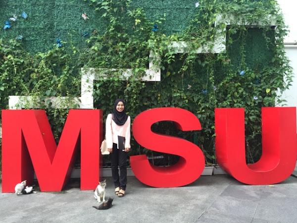 MSU rian | Management & Science University ENROLLMENT