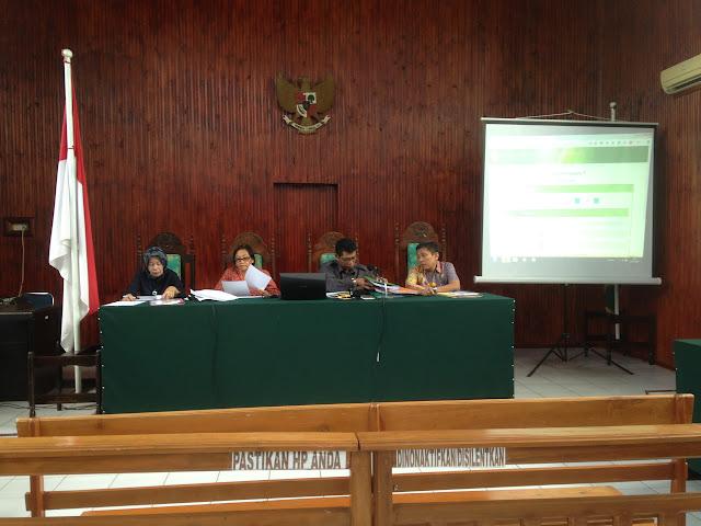 Rapat Dinas bulan Juli 2016