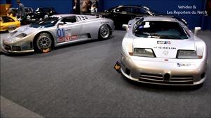 Artcurial Bugatti EB 110